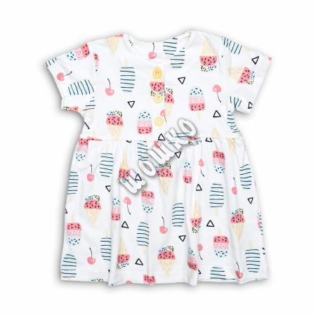 Бебешка рокличка Сладоледчета