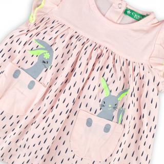 Бебешка рокличка Зайчета