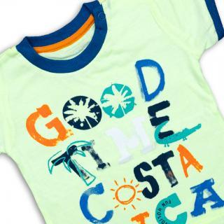 Бебешка тениска Коста Рика