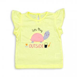 Бебешка тениска Костенурка