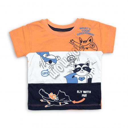 Бебешка тениска Приятели