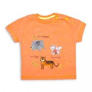 Бебешка тениска Животни