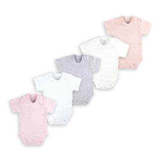 Бебешки бодита Цветове 5бр.