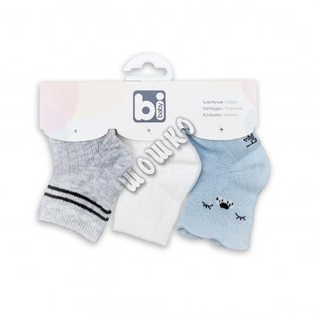 Бебешки чорапки 3бр.