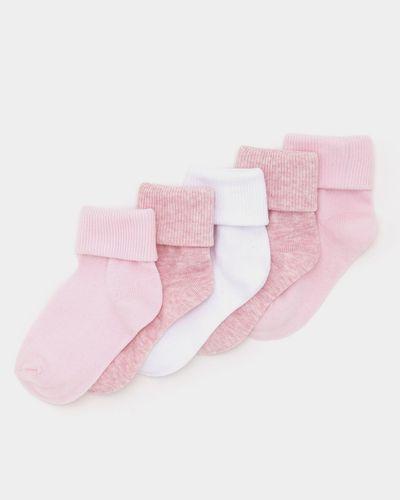 Бебешки чорапки 5бр.