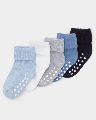 Бебешки чорапки цветове