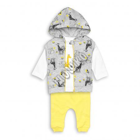 Бебешки комплект 3 части Жирафче