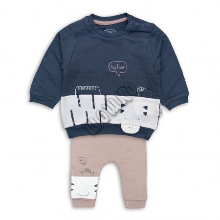 Бебешки комплект от две части 100% памук