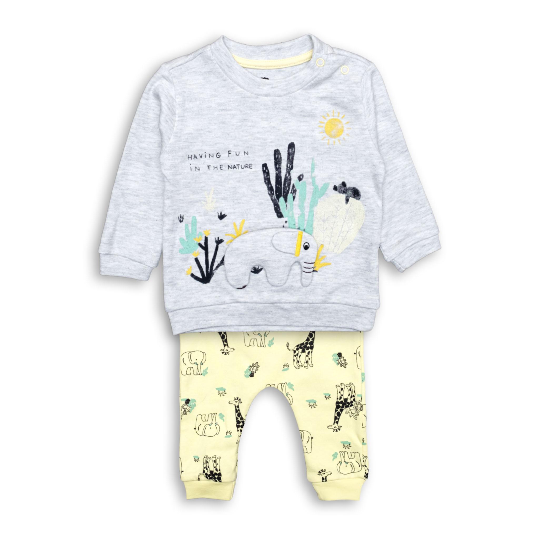 Бебешки комплект Слонче