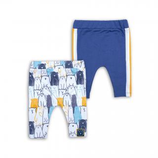 Бебешки спортни панталончета Мечета 2бр.