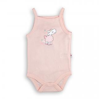 """Бебешко боди """"Овчица"""" 100% памук"""