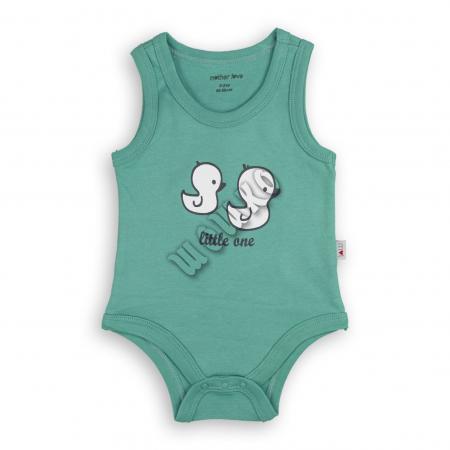 "Бебешко боди ""Патенца"" 100% памук"