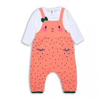 Бебешко гащеризонче с блузка