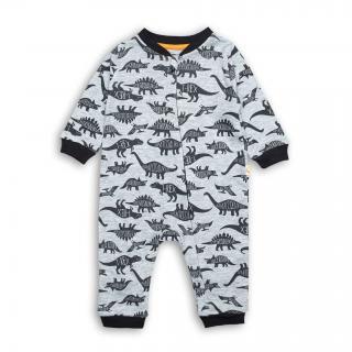 Бебешко гащеризонче с цип Динозаври