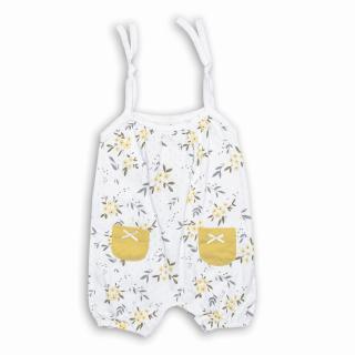 Бебешко лятно гащеризонче 100% Органичен памук