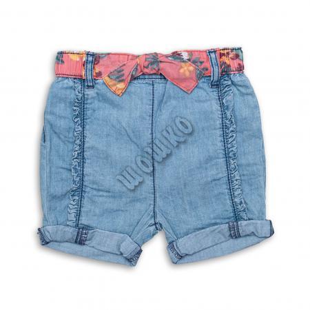 """Къси дънкови панталонки """"Flory"""""""