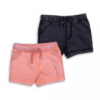"Къси панталонки ""Neon and Black"""
