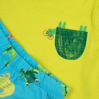 """Пролетна пижамка """"Хамелеон"""""""