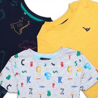 """Тениски """"Dino letter"""""""