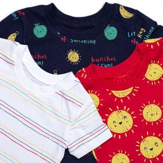 """Тениски """"Sunshine"""" 3 бр."""