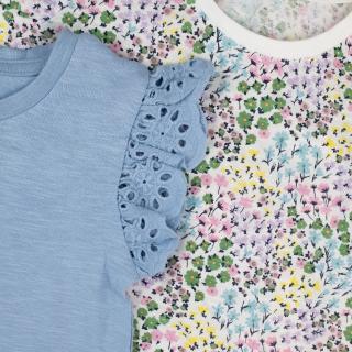 """Тениски """"Цветчета"""""""